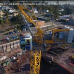 the versatile mch 125 electro hydraulic cranes for sale in australia